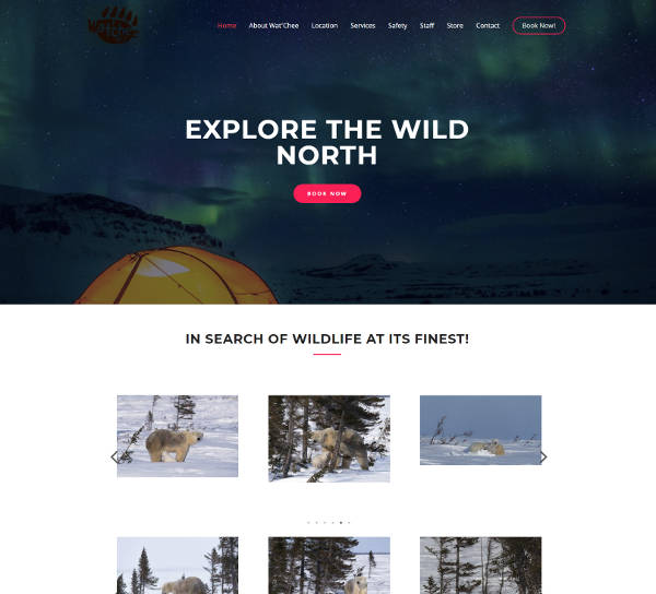 affordable wildlife website